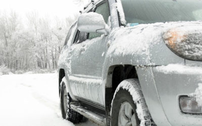 Preparing Your Vehicle for Winter Weather
