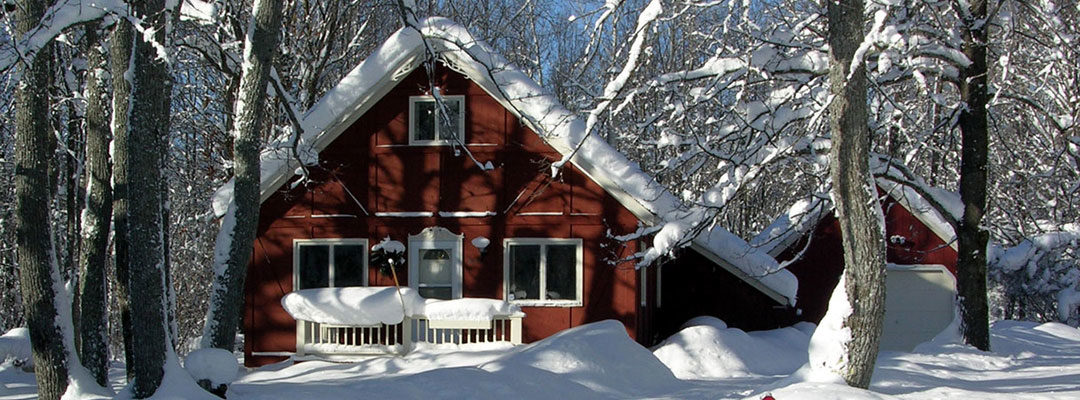 Tips for Winterizing Your Cabin