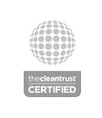 the cleantrust certified